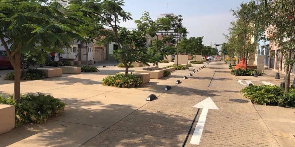 Suman 163 negocios cerrados por Línea 3 y Paseo Alcalde
