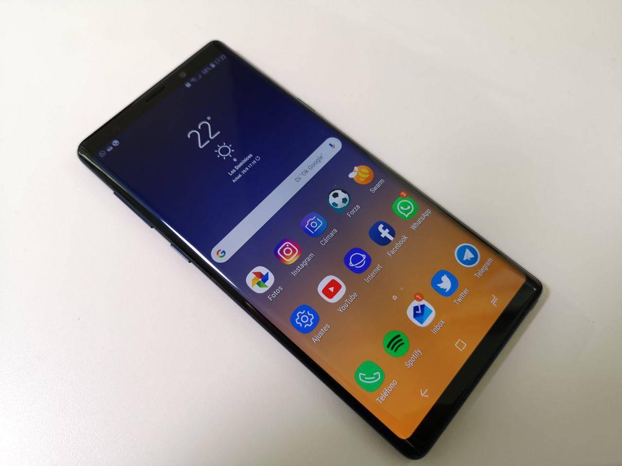 Oh, no: La batería de un Galaxy Note 9 estalló, demandarán a Samsung