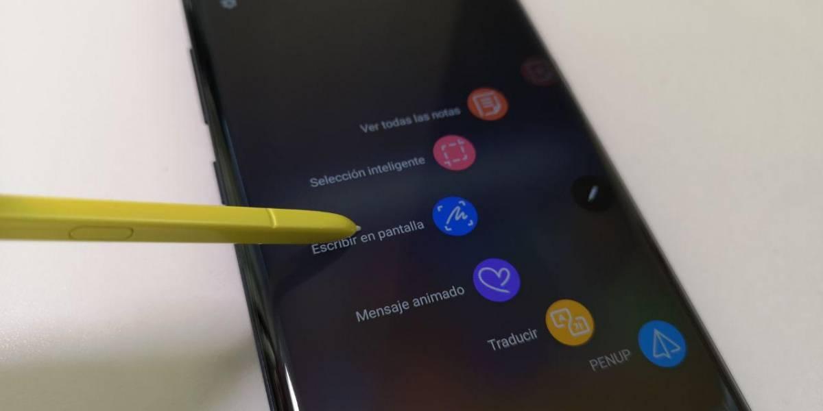 El Galaxy Note 9 estuvo a un precio tan barato que fue ridículo y ojo, que puede volver a estarlo