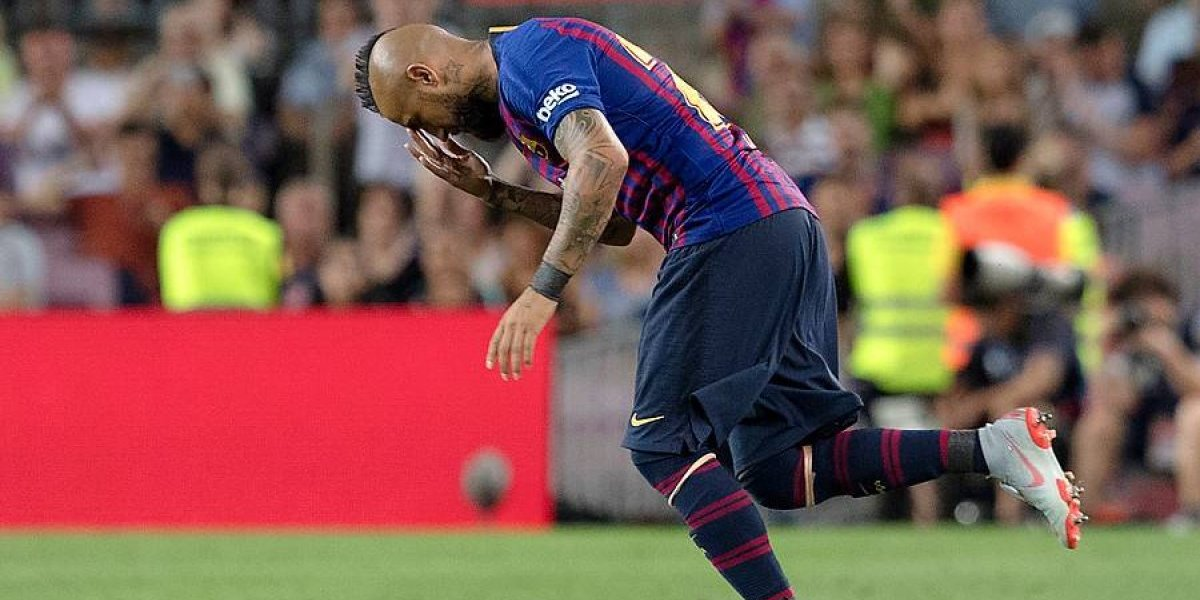 Bendito mercado de fichajes: la oportunidad de oro que tendría Arturo Vidal para ser indiscutido en FC Barcelona