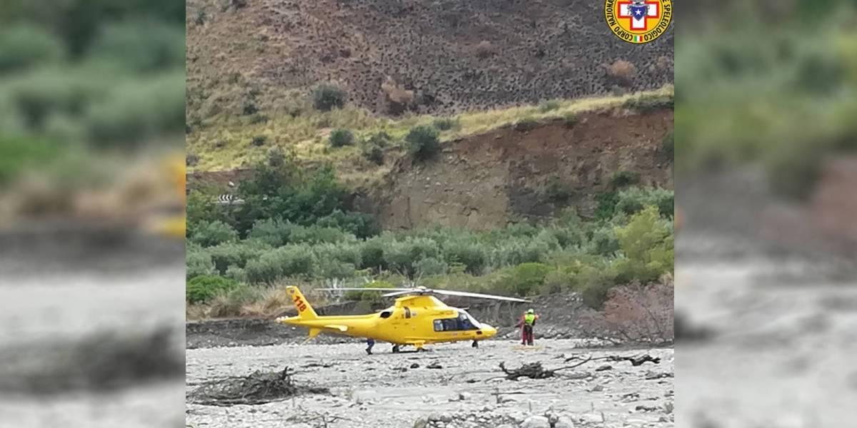 Lluvias dejan 8 muertos en Calabria, Italia