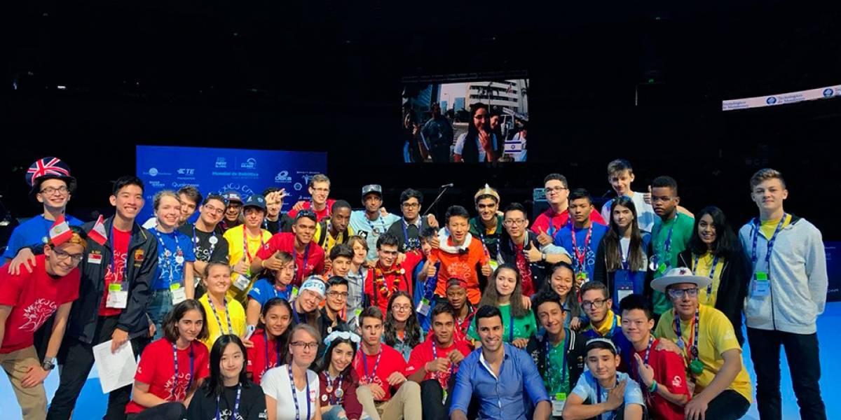 FIRST Global Challenge 2018, el mundial de robótica en la Ciudad de México