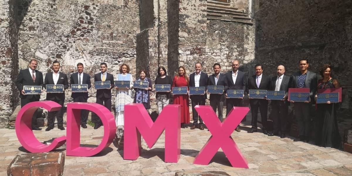 Galardonan a restaurantes y hoteles de la CDMX como 'Tesoros de México'