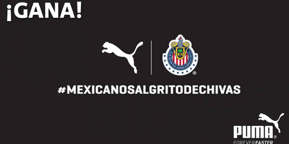 ¡Gana! #MexicanosAlGritoDeChivas