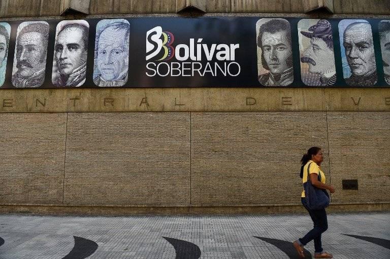 Venezuela estrena billetes