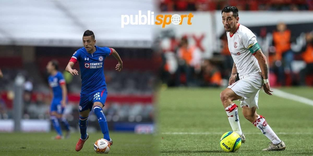 Cruz Azul vs Toluca, ¿dónde y a qué hora ver el partido?