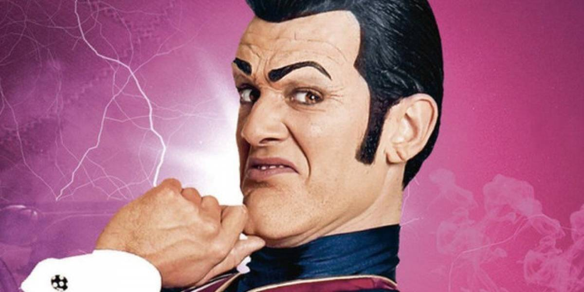 Muere actor de Lazy Town