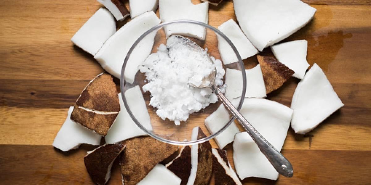 """¿Aceite de coco para adelgazar?: investigadora asegura que el alimento de moda es """"veneno puro"""""""