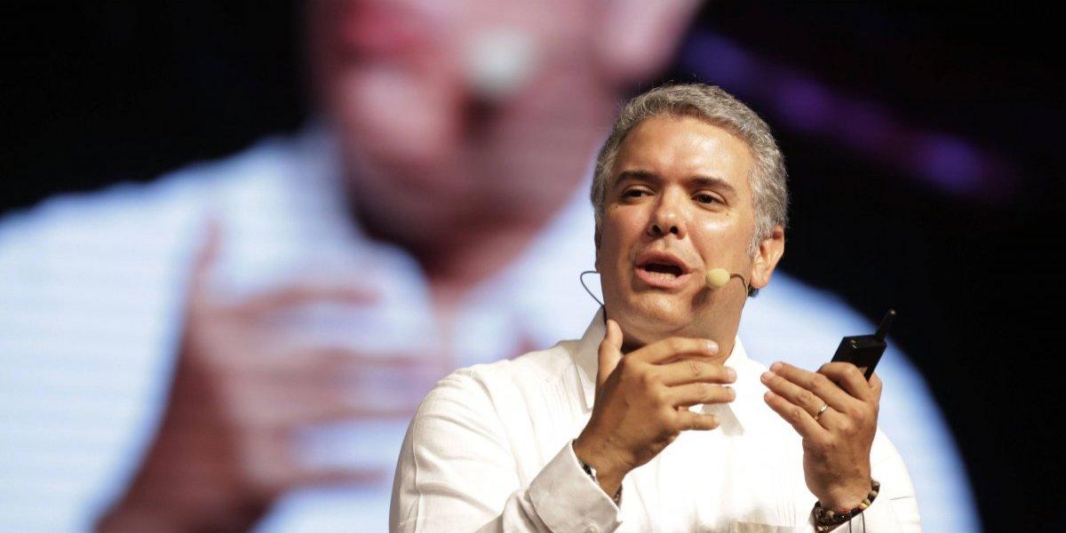 Duque habló sobre la migración de venezolanos a Colombia y a muchos no les gustó