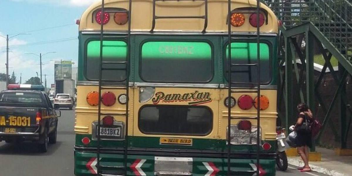 Hombre es condenado porque vendió un bus que no era suyo