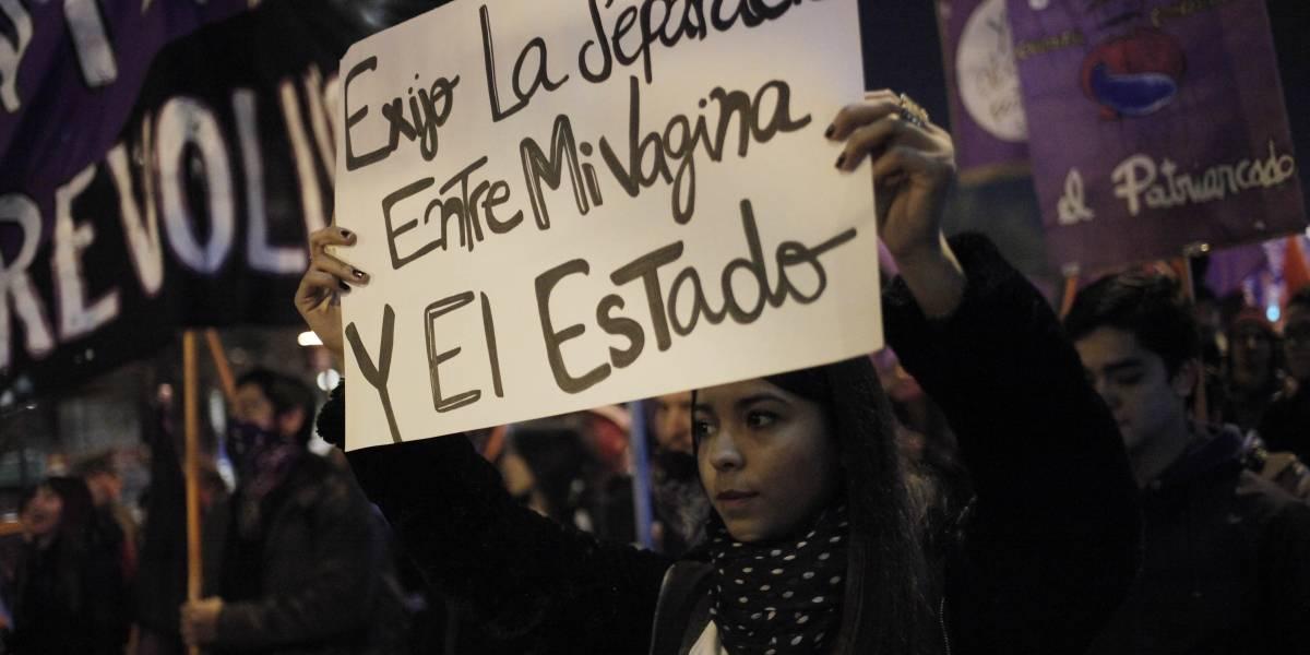 ¿Aborto libre llega a Chile? Presentaron un proyecto que busca legalizarlo