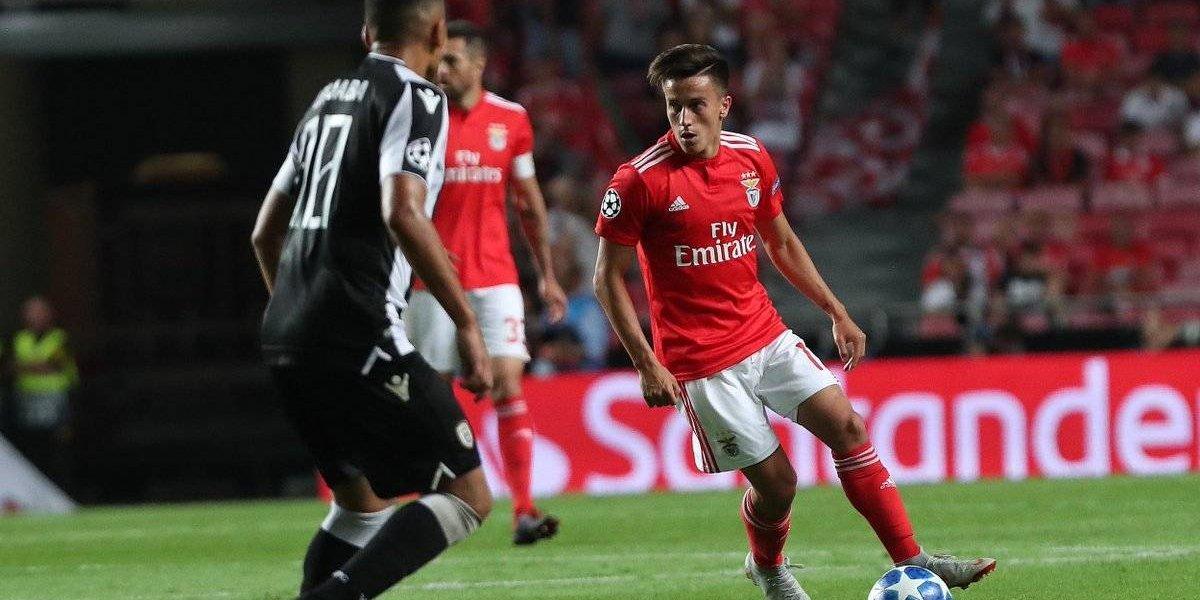 El sueño de Nico Castillo en la Champions League comienza a complicarse