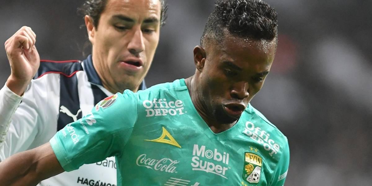 Video: Gol de Hernán Darío Burbano en León VS América, Fecha