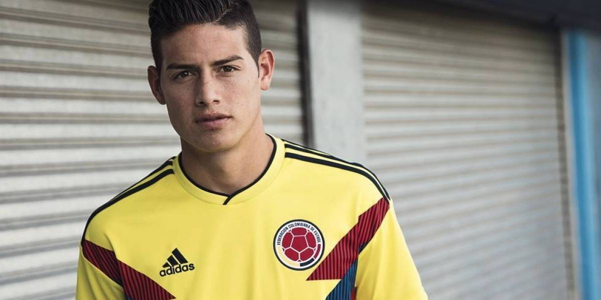 84fb071da1fe7 Precio para comprar la nueva camiseta de la selección Colombia para ...