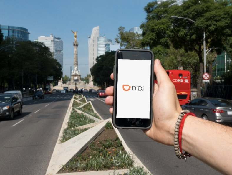 Cuidado, Uber: Didi ya está buscando conductores en la Ciudad de México