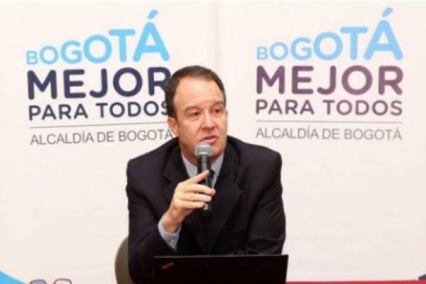 Andrés Escobar, Gerente del Metro de Bogotá, se refirió al proyecto del metro elevado.