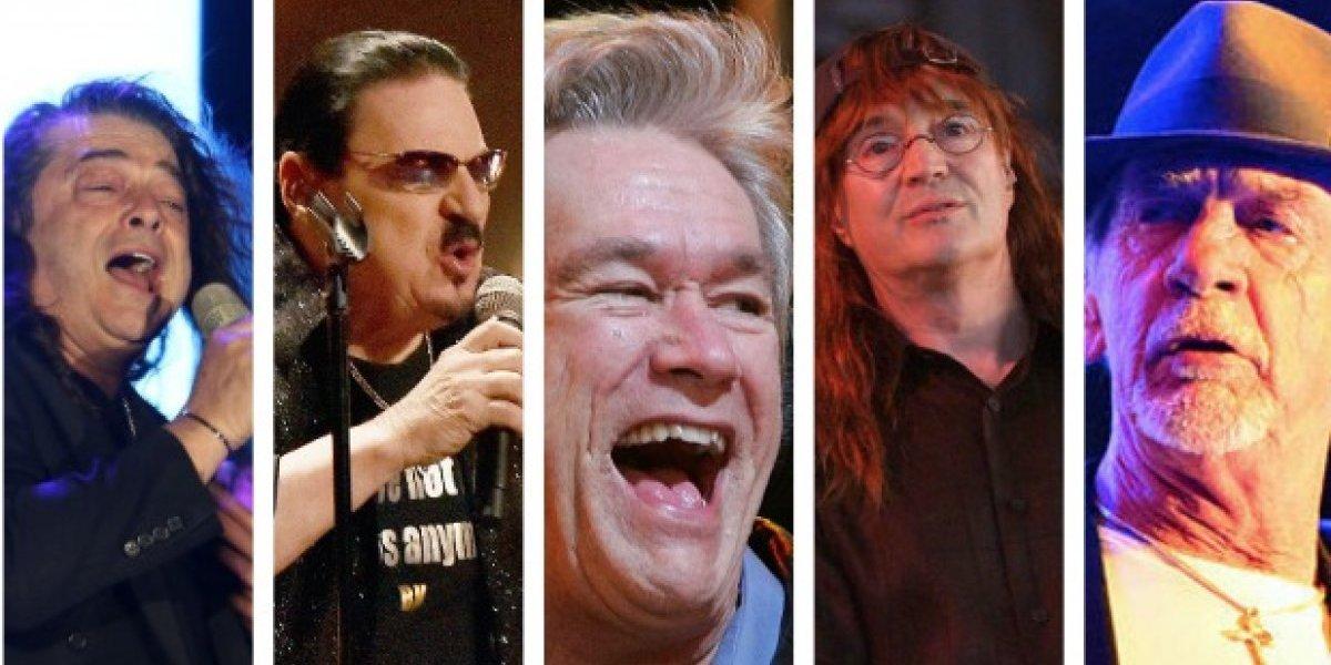 Aterrizan las leyendas del rock clásico en México
