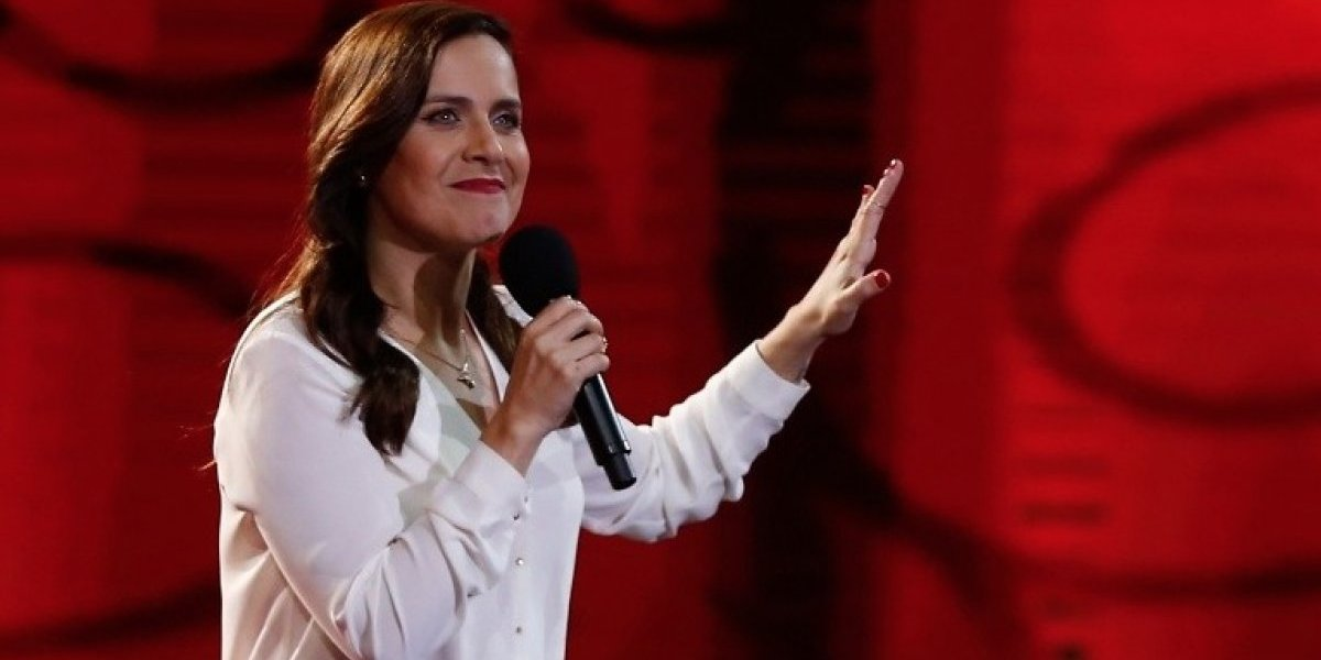 "Natalia Valdebenito: ""los humoristas de Viña son bastante inofensivos"""