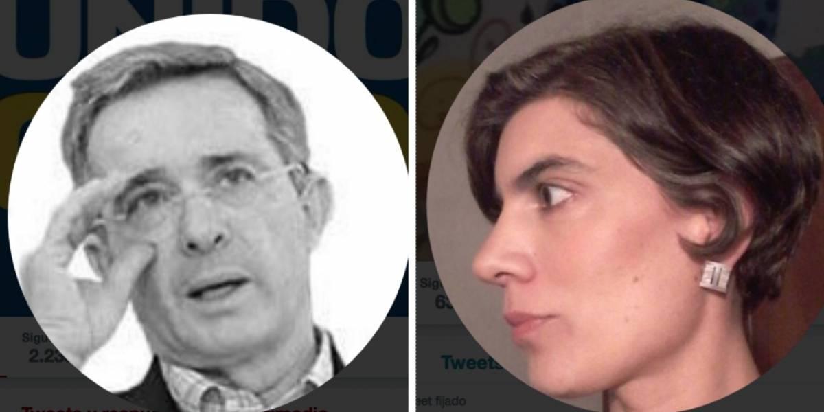 Por columna en El Tiempo Uribe bloquea a reconocida socióloga