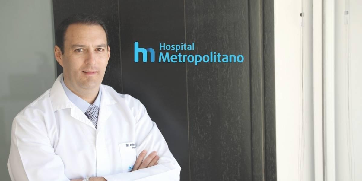 Cirugía 'Fast Track' en el Hospital Metropolitano, el miedo y dolor son pasado
