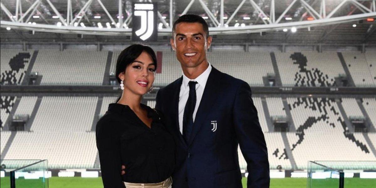 Con esta foto, Cristiano y Georgina demuestran que ya olvidaron al Madrid
