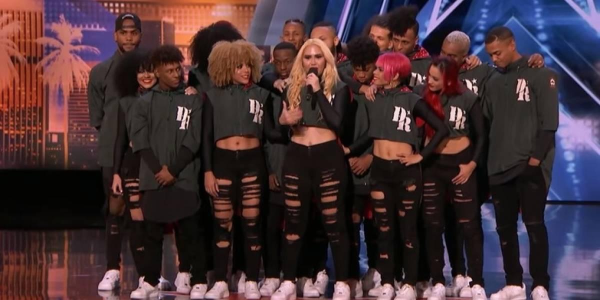 """Las votaciones para Da´Republik pasar a la final de """"America's Got Talent"""" están abiertas hasta hoy"""