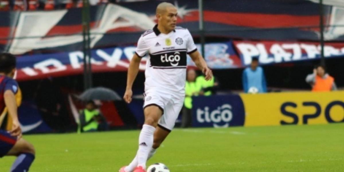 Darío Verón sufre fractura en el rostro y lo aleja de las canchas