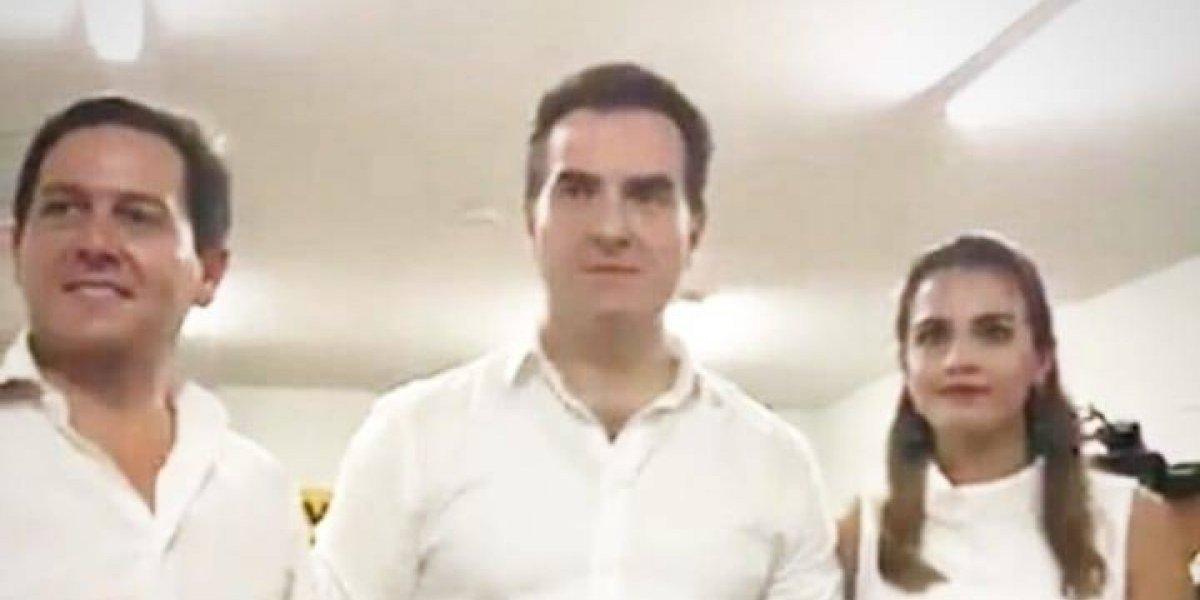 Adrián de la Garza es el nuevo alcalde electo de Monterrey