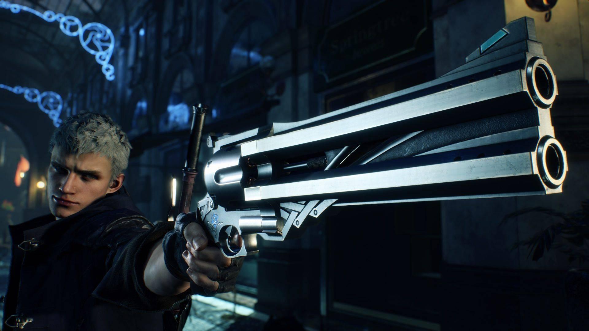 Devil May Cry 5 recibe fecha de lanzamiento y nuevo tráiler desde Gamescom