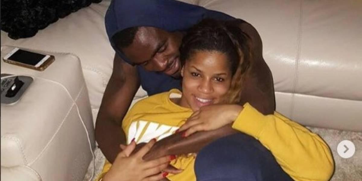 El futbolista que se divorció de Miss 2013 para casarse con Miss 2014