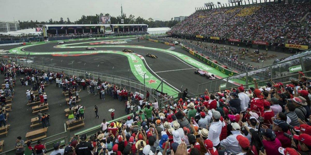 Comienzan a agotarse los boletos para Gp de México de Fórmula 1