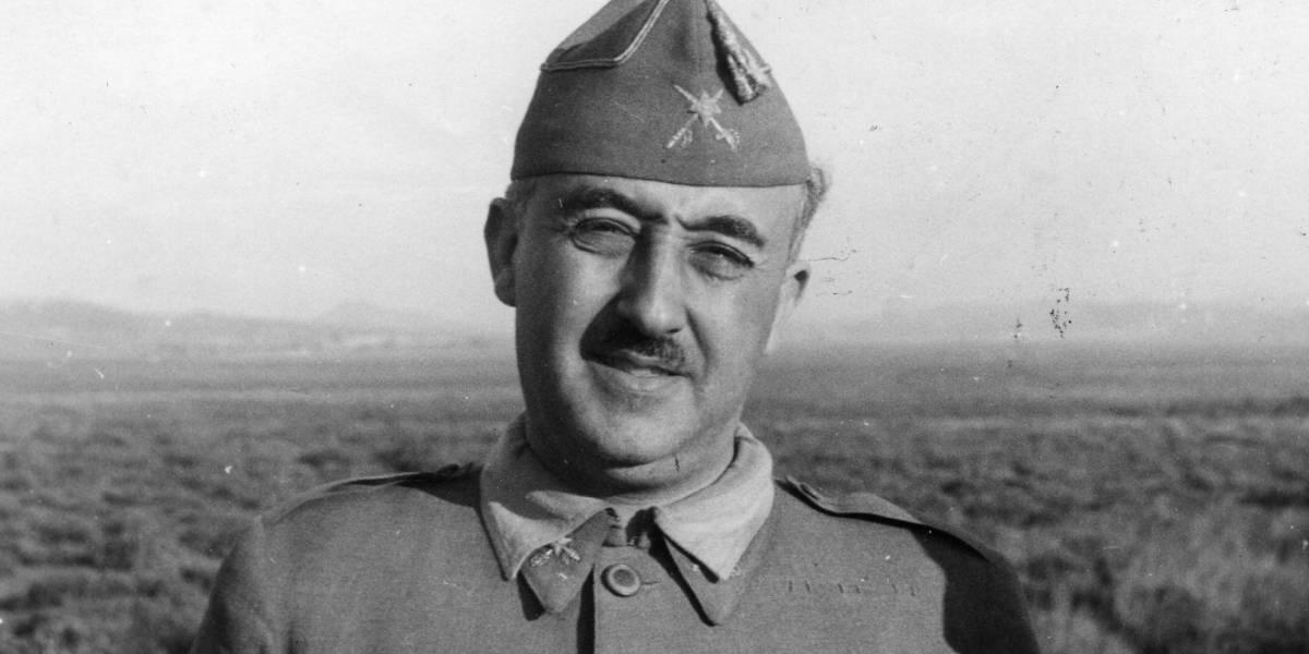 España aprobará ley para permitir la exhumación de Francisco Franco