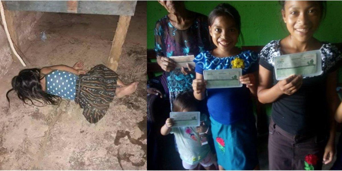 """¡Gracias, Guatemala! Hermanas dormían en el suelo y ahora tienen """"asegurado su futuro"""""""