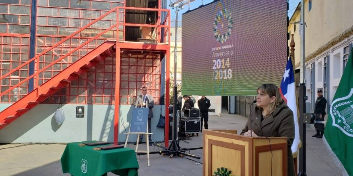 Espacio Mandela: crece la reinserción en centros penales