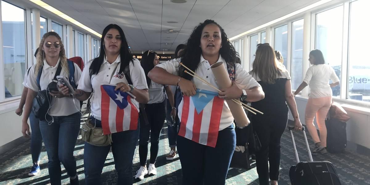 Selección femenina de béisbol tendrá hoy su primera práctica de cara a la Copa Mundial