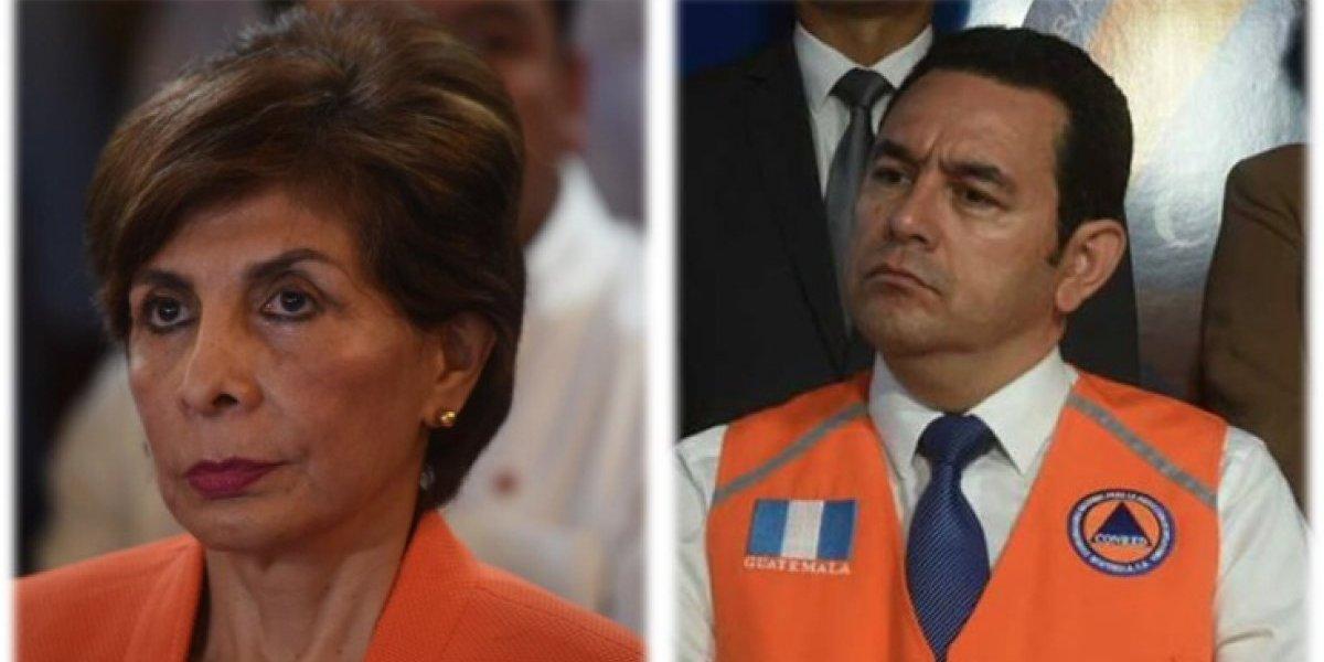 CSJ da trámite a antejuicios contra el presidente Morales y la diputada Montenegro