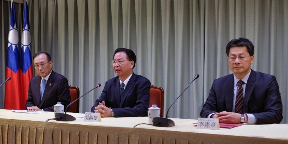 VIDEO. El Salvador rompe relaciones con Taiwán y las abre con China