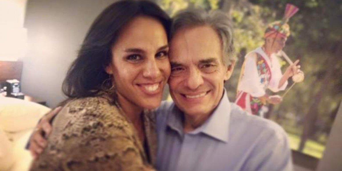 José José está feliz porque su hija Marysol será madre por primera vez