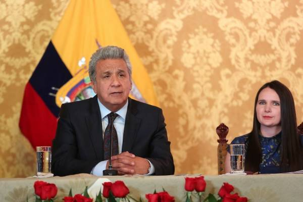 Lenín Moreno anunció medicas económicas urgentes