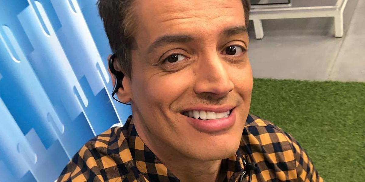 Leo Dias conta que deve se internar novamente para tratar vício em cocaína
