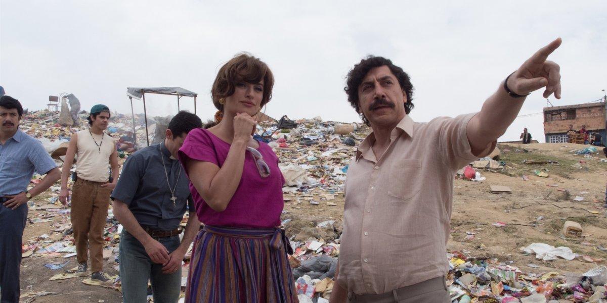 """""""Loving Pablo"""", una película sobre un romance de Pablo Escobar"""