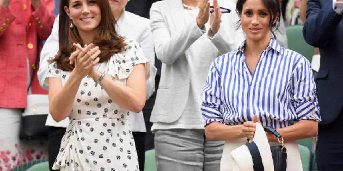 ¿Debe Meghan hacer reverencia a Kate cuando la saluda? La nueva polémica que golpea a la familia real