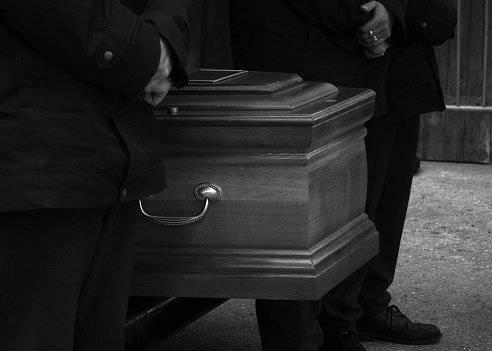 ¿Has soñado con ver tu funeral?
