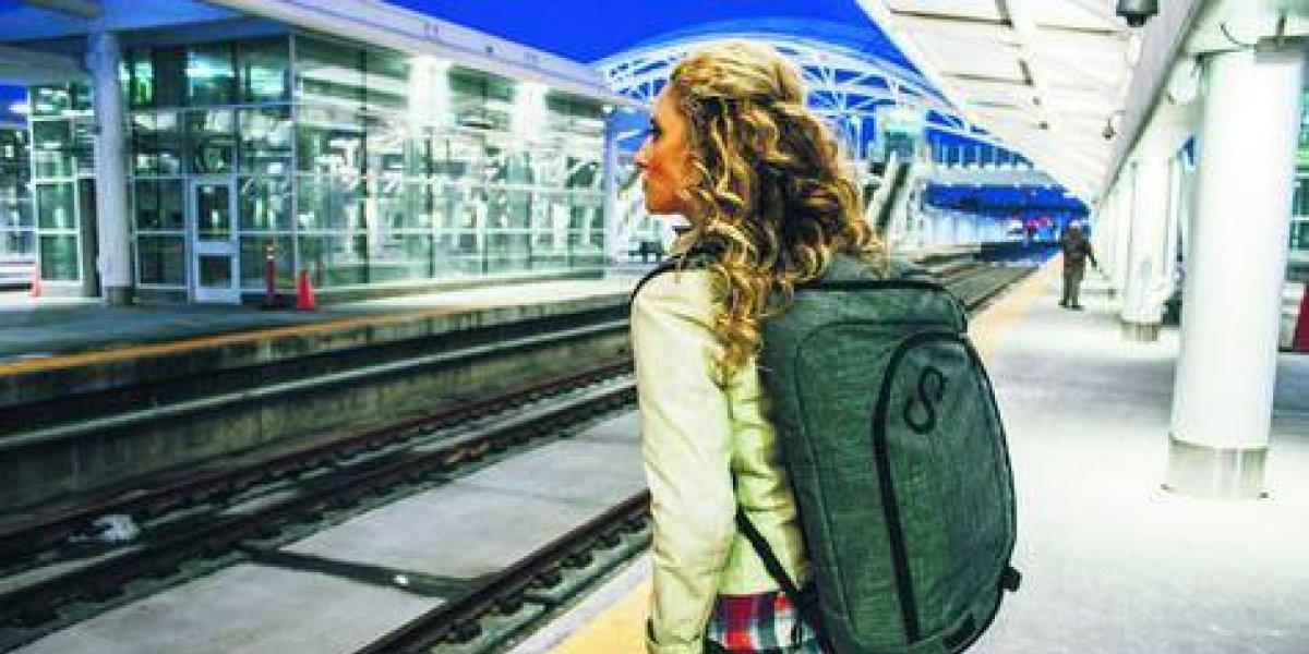 5 increíbles mochilas inteligentes