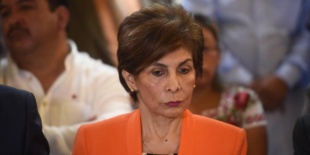 Jueza pesquisidora recomienda retirarle la inmunidad a la diputada Nineth Montenegro