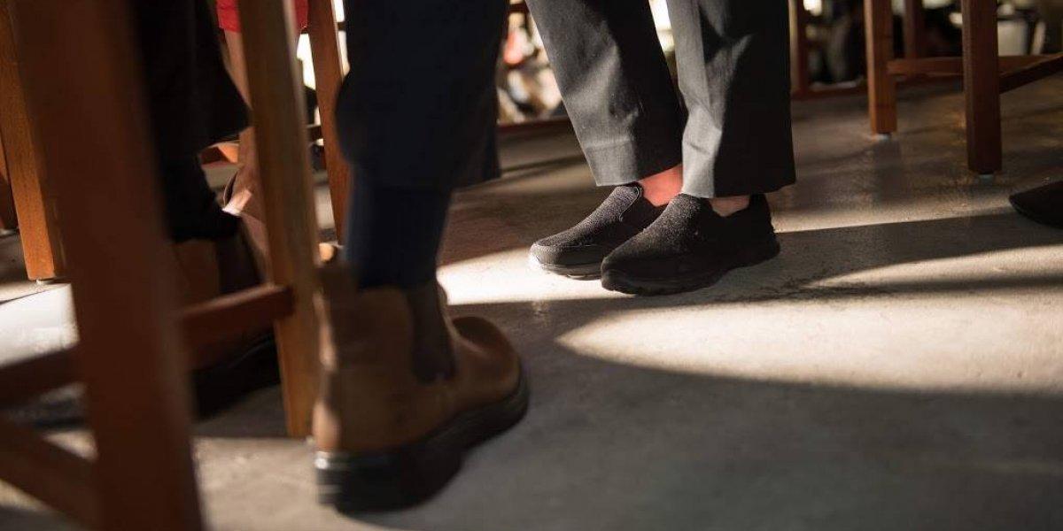 Elige una línea de calzado que mejor se adecúe a tus labores diarias