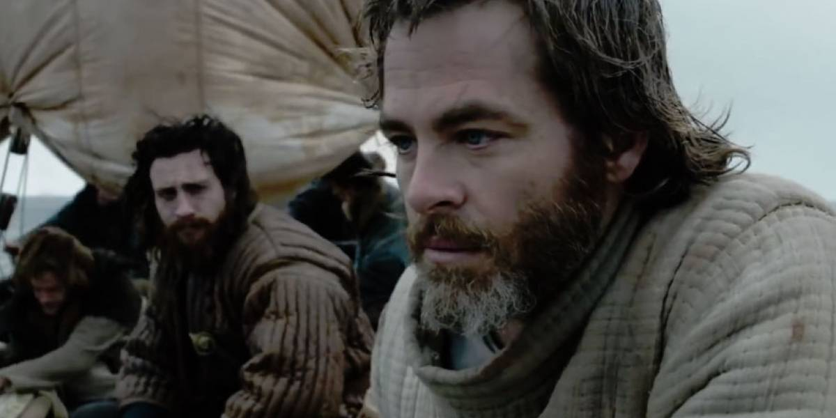 Netflix apuesta al Oscar con el estreno de la película 'Outlaw King'