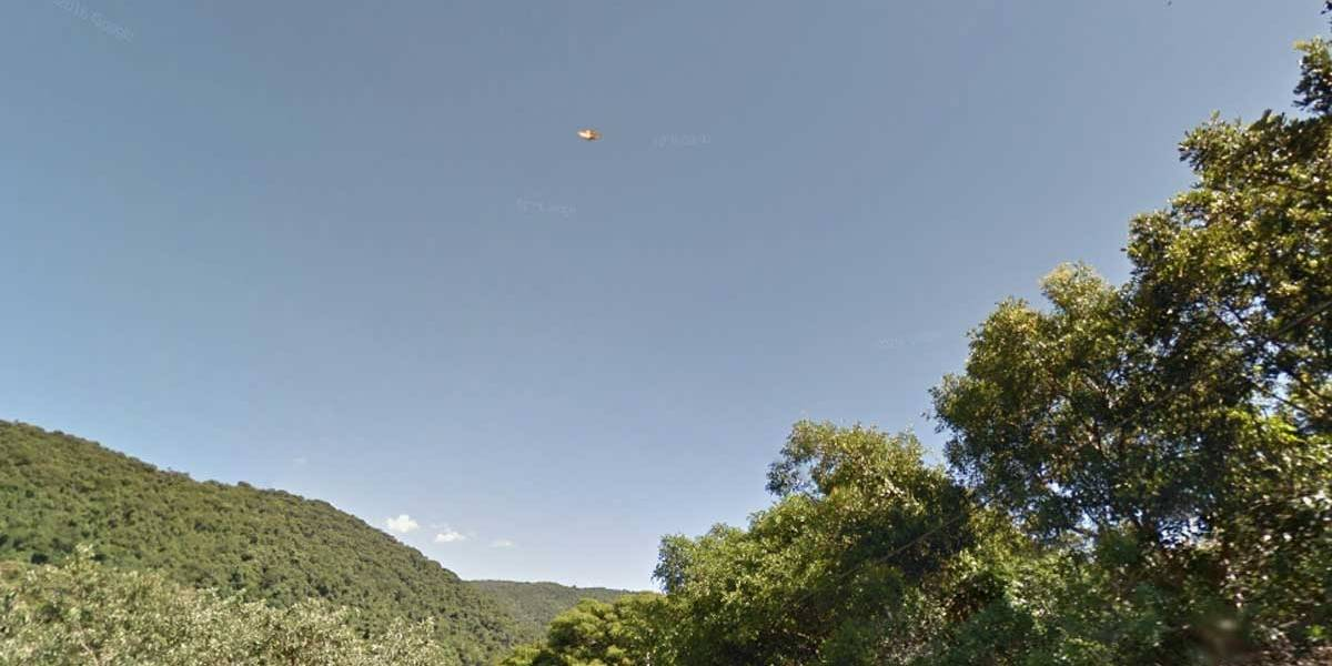 Google Street View registra imagem de Óvni em Jundiaí