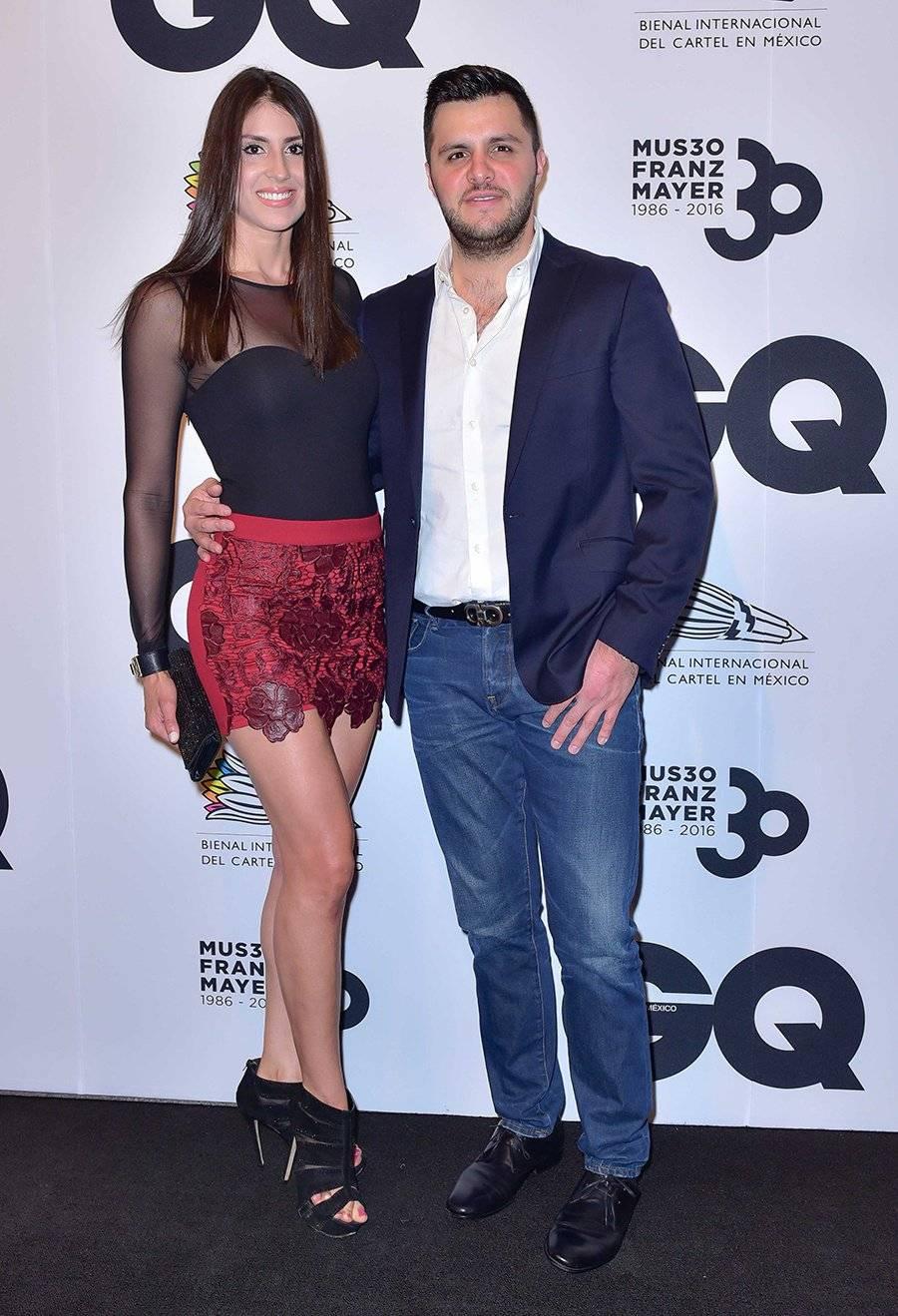 Paul Stanley y su novia
