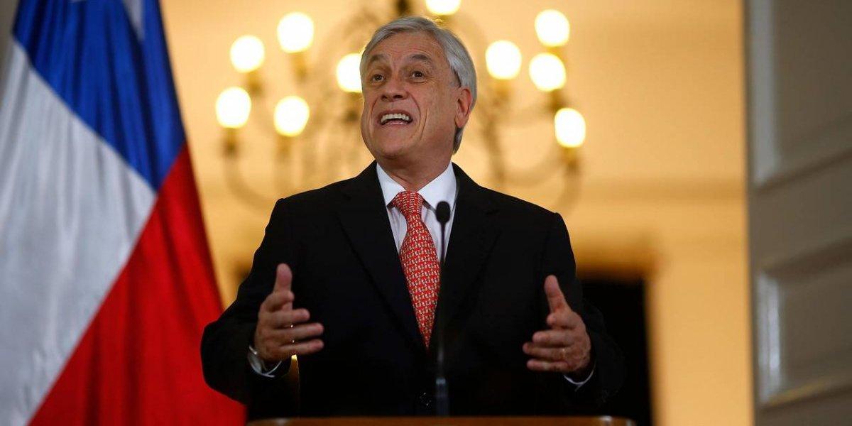 Piñera y Trump se reunirán en Estados Unidos